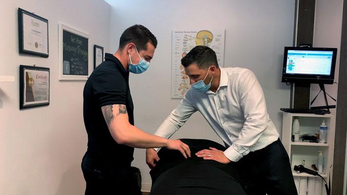 Chiropractic Calgary AB Chiropractic Training